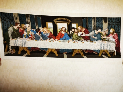 Gobelin The Last Supper